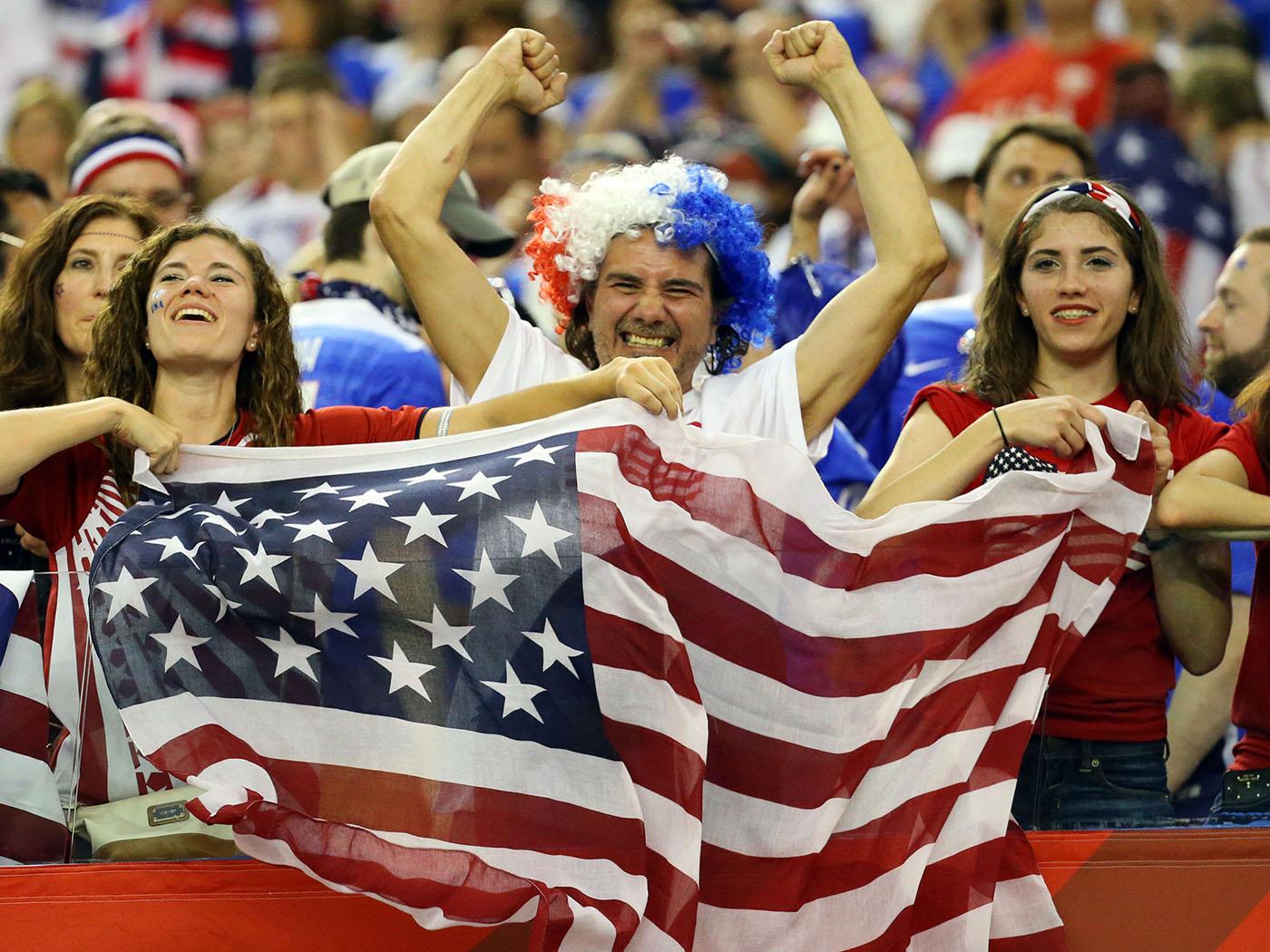 2015 Women's World Cup: American Pride