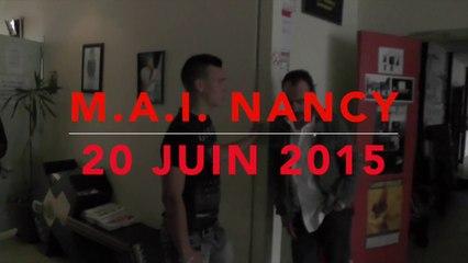 Casting The Voice à Nancy - Les coulisses