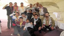 Scouts in Action - Saudi Arabia
