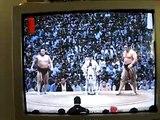 SUMO - Nagoya Day 15 - final bout -Hakuho v Kotooshu 7-27-08