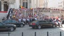 Le folklore belge et bruxellois à l'honneur des festivités du 21 juillet