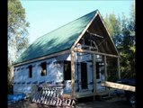 KDS Builders  -  Small efficient cabins in northern New Hampshire