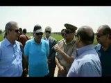 محافظ المنيا يشرف على حملات إزالة التعديات على الأراضي الزراعية ورفع الإشغالات