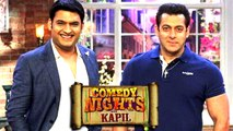 Salman Promotes 'Bajrangi Bhaijaan' On 'Comedy Nights With Kapil' | Pics | Colors Tv