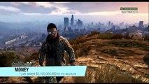 Gta 5 cheat: Argent infini : Je suis riche !!!!! ( PS3 & Xbox 360 )