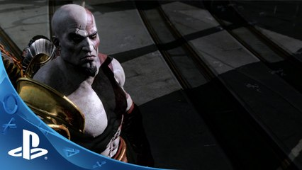 God of War 3 Remastered - Announce Trailer | PS4