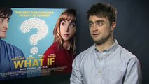 Daniel Radcliffe plays snog, marry, avoid with Harry Potter characters