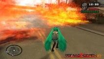 Juguemos! GTA San Andreas MOD/Hatsune Miku