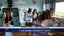 Conozca la escuela donde estudian los niños internados en el Hospital de Niños