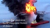Remembering the BP Deepwater Horizon Oil Disaster