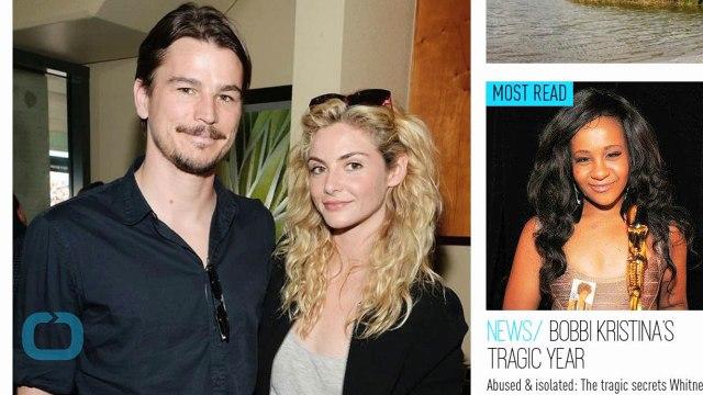 Josh Hartnett & Girlfriend Tamsin Egerton Are Expecting Their First Baby