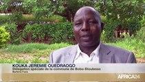 Burkina faso, Impact du marché de fruit de Bobo-Dioulasso