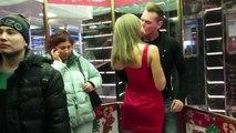 Wakakakak Elevator Kissing Prank - Kissing Hot Girls - Funny Videos - Funny Pranks 2015 Funny Cool