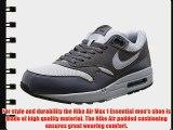 Nike Air Max 1 Essential Scarpe sportive Multicolour (Grey Wolf / Wolf Grey Dark Grey) 43 EU