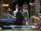 إحالة  الكاتب الصحفى محمد حسنين هيكل للنيابة العسكرية بسبب تصريحاته حول الضربة الجوية فى حرب 73