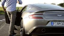 2015 Aston Martin Vanquish V12 Test Review Drive Trailer - AutoEmotionenTV