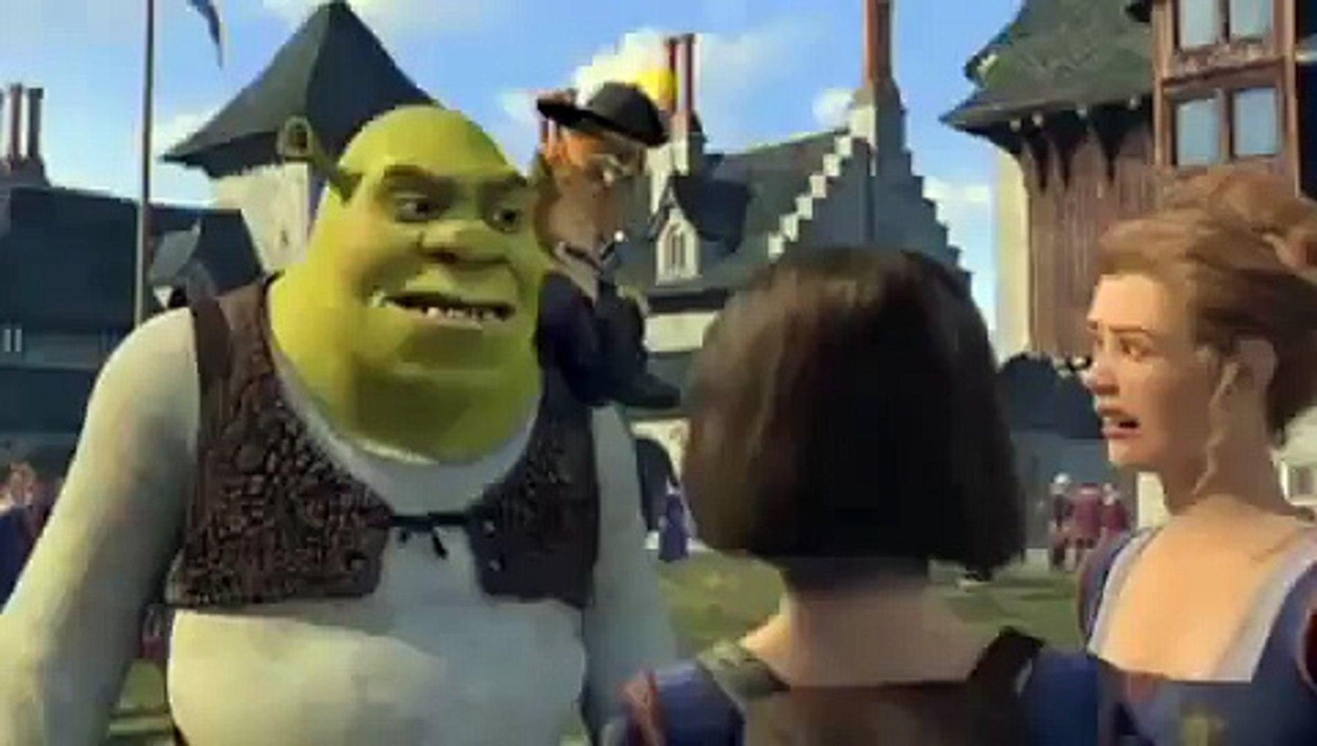 Shrek 3 Tercero Trailer En Español Video Dailymotion