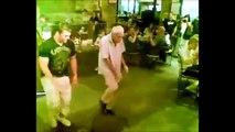 Elderly People Dancing to Venetian Snares