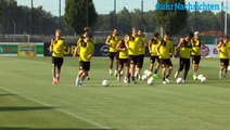 BVB Training in Brackel am 2.  Juli