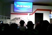 ASIMO robot by Honda, Sundance 2010