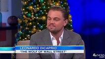 Leonardo DiCaprio - THE WOLF OF WALL STREET