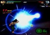 DBZ Sparking NEO Bardock VS Freezer (Wii)