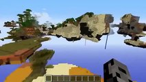 Mod Showcase   FUN WORLD MOD SURVIVAL ISLAND  PLANETS  SKYBLOCK   popularmmos Minecraft
