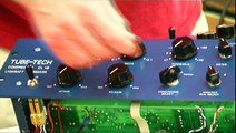 John Petersen, Tube-Tech, talks about the sound of the CL 1B compressor