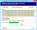 Windows Mail to Mac Mail Converter to Export Windows Mail emails to Mac Mail