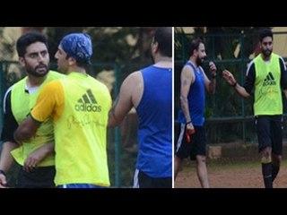 Abhishek Bachchan's UGLY FIGHT with Bunty Walia