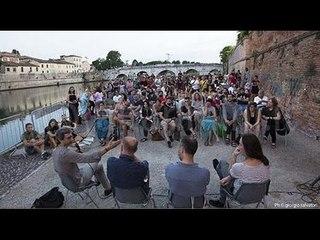 Rimini, le vie e le piazzette diventano un salotto culturale nel Borgo San Giuliano