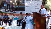 Huitzuco, Primera Semana Nacional de Salud 2011 1/3