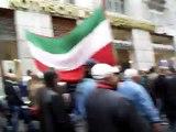Hungarian ultras against slovak police attack pt.2
