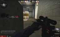 flusha hacks  Proof anyone can get lucky and look like a hacker   Counter strike Global Offensive