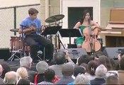Somewhere Over the Rainbow - ukulele/cello duet