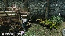 Skyrim Special Edition Mod Spotlight: Raven SkyHeart Standalone