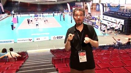 Le Journal de l'Euro Volley Sourd du 3 juillet 2015