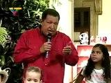 """Chávez: """"Tú sabes, Juan Carlos, que yo no me voy a callar"""""""