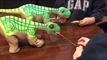 PLEO rb: Noticia dinosaurio Pleo