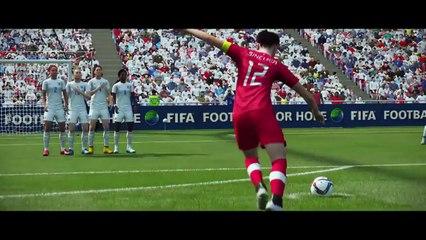 [FR] Fifa 16 - Toutes les nouveautés majeures !!