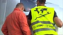 """Rekordflug über den Pazifik: """"Solar Impulse 2"""" landet auf Hawaii"""