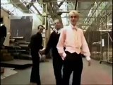 Harry Potter dance behind the scenes with Tom Felton and Emma Watson