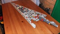 Lego Star Wars 10221 Super Star Destroyer Construction