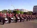 banda de guerra halcones de obregon 20 de nov del 2007