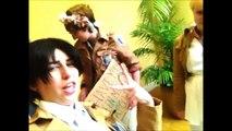 Attack on Titan Cosplay Random Fun At Anime Mid Atlantic 2014