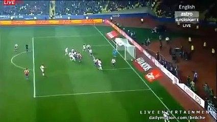Andre Carrillo Goal Peru 1-0 Paraguay