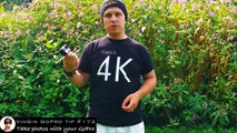 GoPro Tip #173 Take photos with your GoPro (4K)