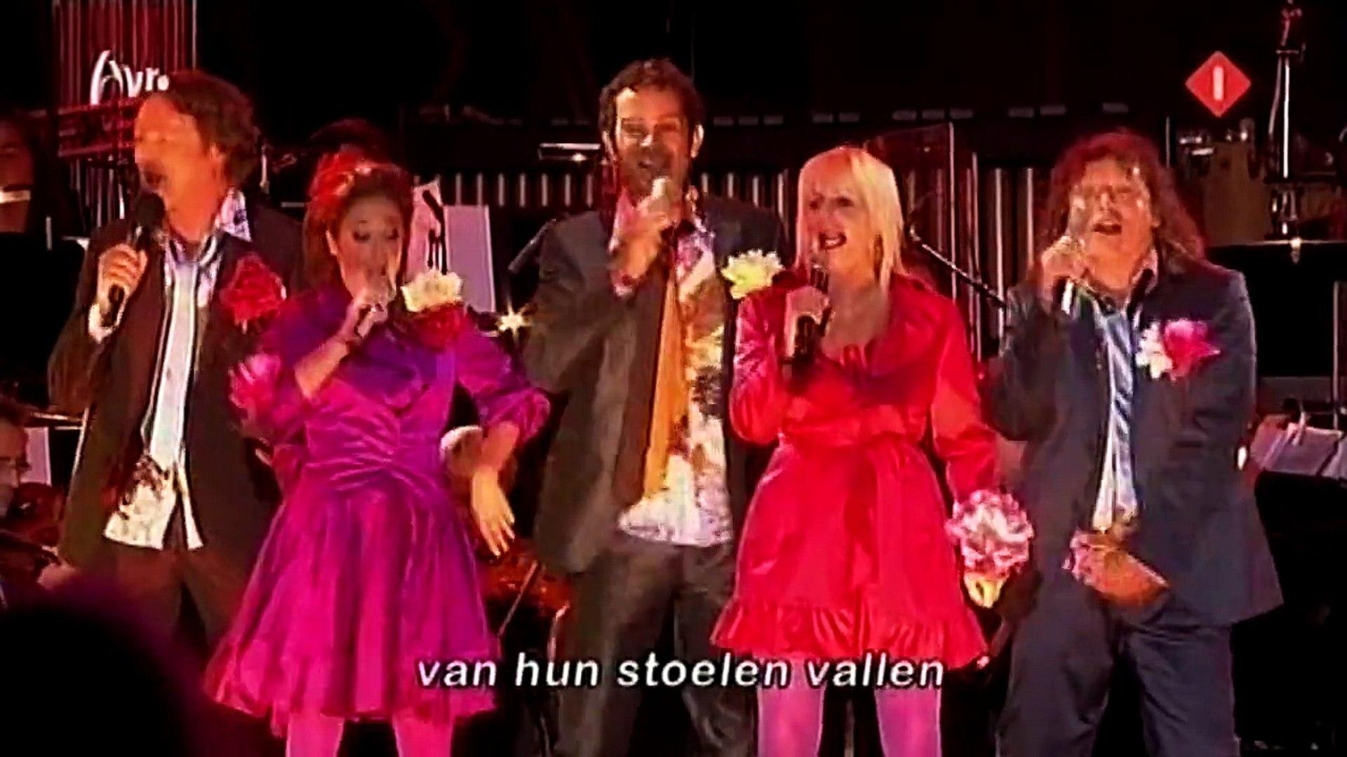 Musical Sing Along 2009 - Sonneveld voor altijd - Suzan Seegers, Roberto de Groot, Trudy Labij