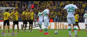 Borussia Dortmund Vs VfL Wolfsburg 1 3 All Goals And Highlights DFB Pokal Final 2015 HD