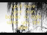 Keep you safe - JJ Heller (with Lyrics)